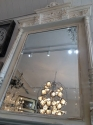 Antique French C1890 Henri II style mirror - picture 1