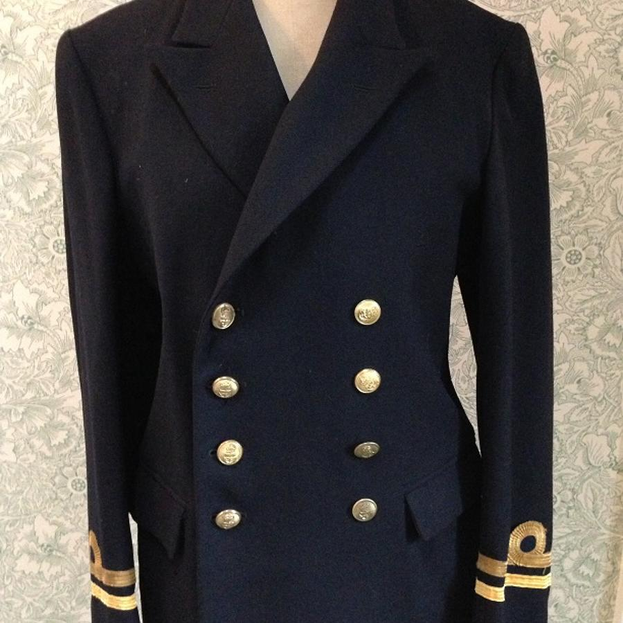 Royal Navy Lieutenants Jacket 38-40