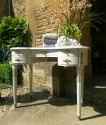 Louis XVI dressing table - picture 1