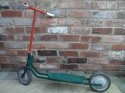 C1950 green scooter - picture 1