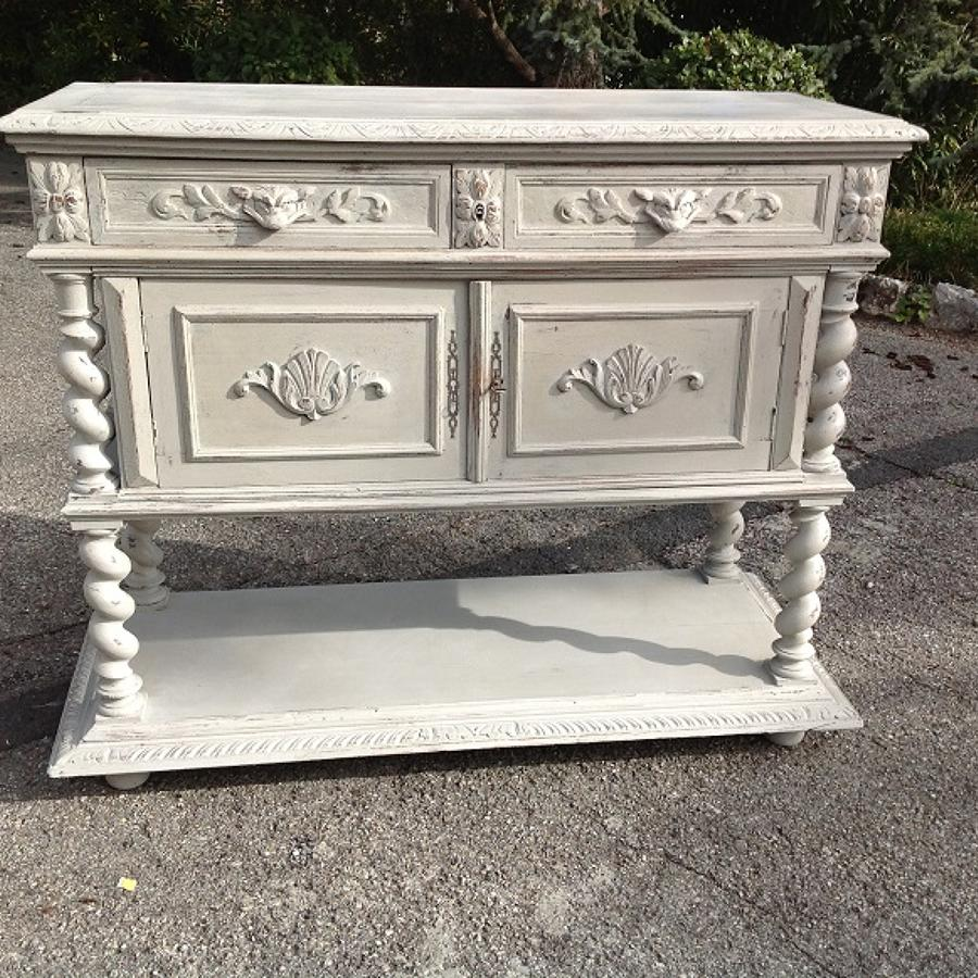 Vintage French sideboard
