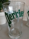 4 Vintage Perrier glasses - picture 2