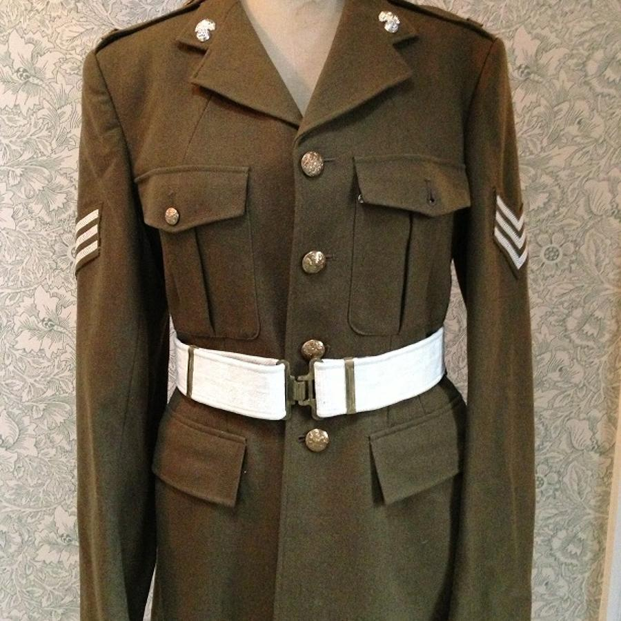 Royal Tank Regiment No 2 dress jacket