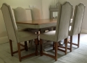 Vintage French Art Deco dining table - picture 4