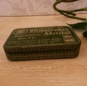 Vintage hemorroides tin - picture 1
