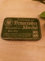 Vintage hemorroides tin - picture 2