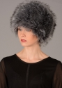 Faux fur hat - picture 1