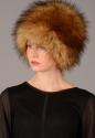 Faux fur hat - picture 3