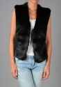 Faux fur gilet - picture 1