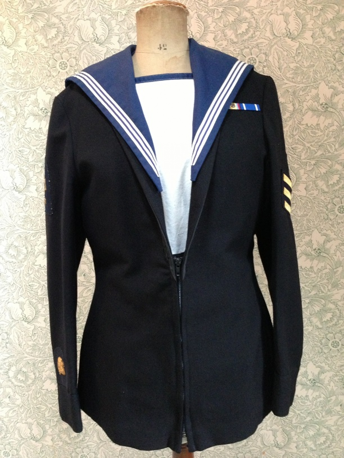 Royal Navy 3 piece parade suit