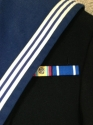 Royal Navy 3 piece parade suit - picture 2