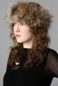 Fox fur headband - picture 3
