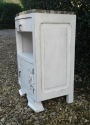 Vintage French marble bedside - picture 3