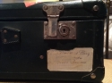 Vintage suitcase found in southern France - picture 1