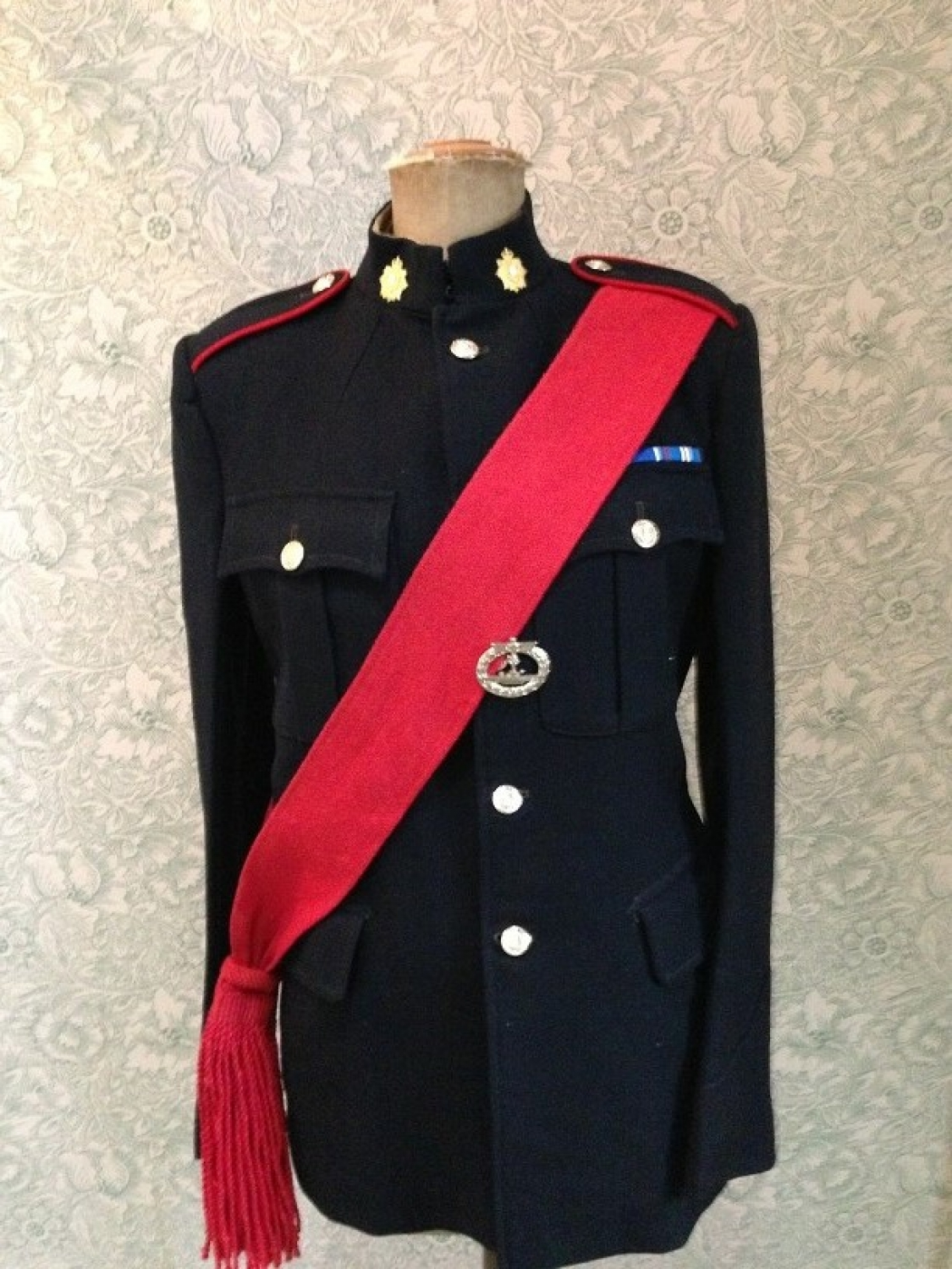 Royal artillery dress uniform