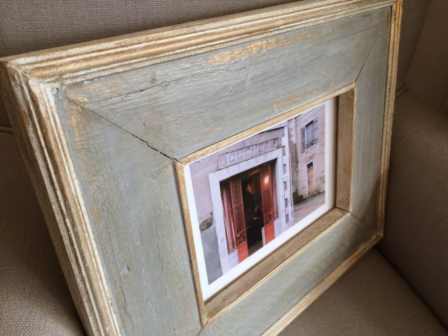 Bespoke picture frame