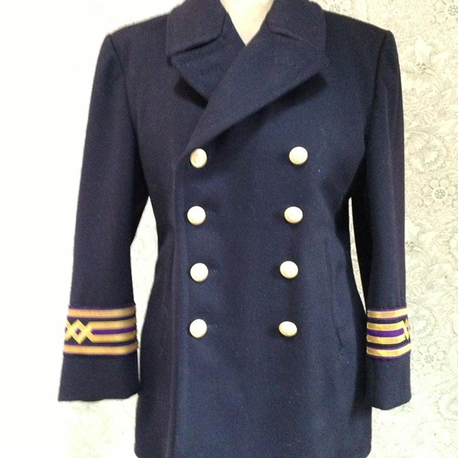 Officers Peacoat 38-40
