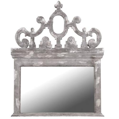 Over Mantel Mirror