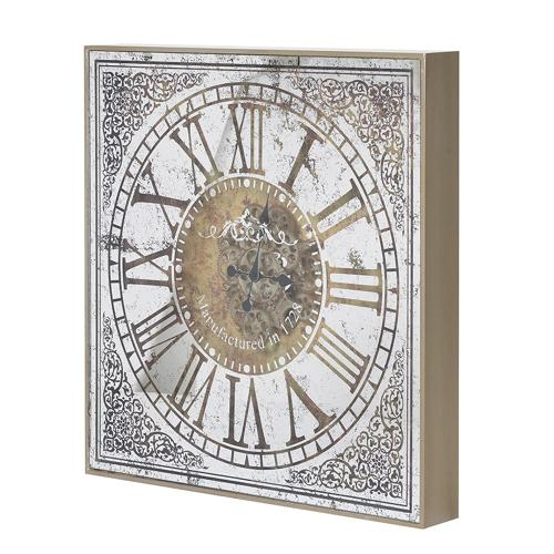 Large Decorative Ornate Wall Clock